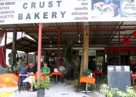 crust bakery koh chang klong prao beach | Happy Dogs Koh Chang- animal welfare and shelter care Thailand
